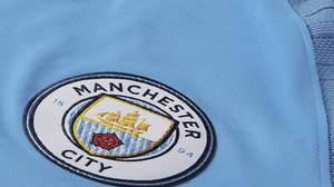 Logo Manchester City F C Soccer 3840x2400 Wallpaper