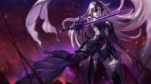 Jeanne DArc Alter Jeanne DArc Fate Series Fate Grand Order Avenger Fate Grand Order 2046x1447 Wallpaper