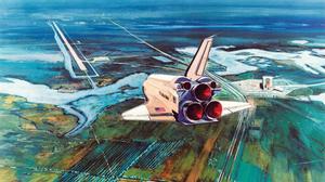 Nasa Space Shuttle 3840x2160 wallpaper