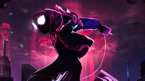Marvel Comics Miles Morales Spider Man Spider Man Into The Spider Verse Superhero 3276x1842 Wallpaper