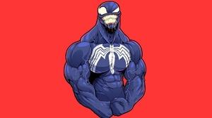 Comics Venom 1920x1080 wallpaper