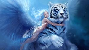 Tiger 1600x1200 Wallpaper