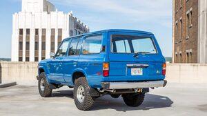 Blue Car Car Off Road Old Car Toyota Land Cruiser Fj60 2048x1365 Wallpaper