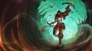 Demon Hunter Diablo Iii 1920x1080 wallpaper