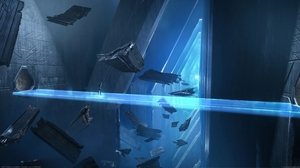 Video Games Video Game Art Digital Art Master Chief Halo Halo Infinite Science Fiction Bridge Xbox 3840x2160 Wallpaper