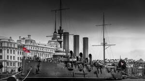 Military Selective Coloring Ship Vehicle Russian Aurora Cruiser St Petersburg 1618x1079 Wallpaper
