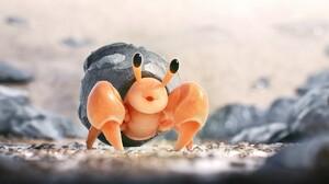 Dwebble Pokemon 1920x1080 Wallpaper