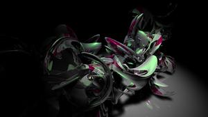 3D Abstract 3D 1440x900 Wallpaper