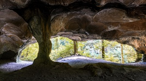 Nature Cave Outdoors 3840x2160 Wallpaper
