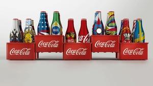 Bottle Coca Cola 2560x1600 wallpaper