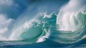 Earth Nature Sea Water Wave 1920x1440 Wallpaper