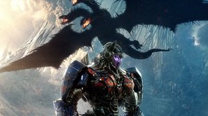 Dragon Optimus Prime Transformers The Last Knight 2480x1556 wallpaper