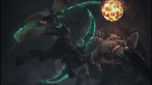 Azmodan Diablo Iii Heroes Of The Storm Illidan Stormrage Warrior 3586x2030 Wallpaper