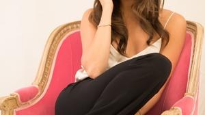Alicia Vikander Women Actress Smiling Brunette Heels Long Hair Swedish 1280x1880 wallpaper