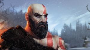 God Of War 2018 Kratos God Of War 1920x1080 wallpaper