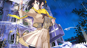 Girl Original Anime 1920x1536 wallpaper