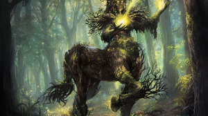 Centaur Creature Magic The Gathering 2500x1837 Wallpaper