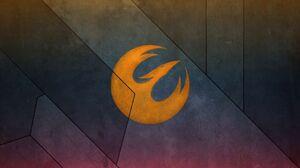 Star Wars Rebels Phoenix Logo 3200x1800 Wallpaper