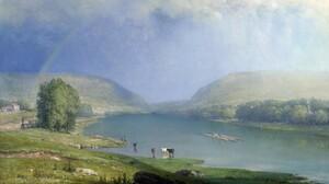 Lake Cow 1920x1200 wallpaper