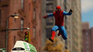 Spider Man Spider Man Ps4 Video Game 3840x2160 Wallpaper