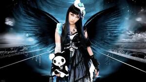 Angel Fantasy Girl Gothic Woman 1920x1080 wallpaper