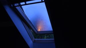 Blue Window Dusk 5184x3456 Wallpaper