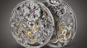 Watch Clockworks Gears Technology Simple Background Rear View Screw Luxury Watches Vacheron Constani 1600x1206 Wallpaper