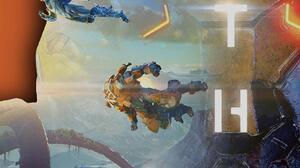 Anthem Video Games RPG Co Up Game EA Games Bioware Javelins 1151x2048 Wallpaper