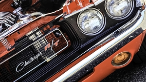 Vehicles Dodge Challenger RT 5750x3833 Wallpaper