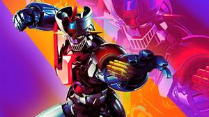 Robot 3200x1800 Wallpaper