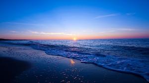 Ocean Beach 5200x3467 Wallpaper