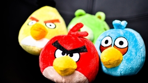 Video Game Angry Birds 1920x1200 Wallpaper
