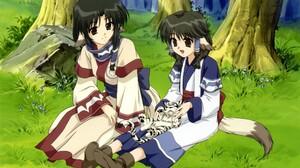 Utawarerumono Anime Girls Anime 2000x1355 Wallpaper