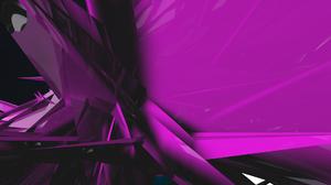 3d Cgi Digital Art Violet 1920x1080 Wallpaper