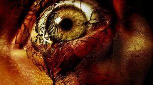 Dark Eye 1280x1024 Wallpaper