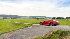 Car Porsche Porsche 911 Porsche 911 Carrera Red Car Sport Car Vehicle 7952x5304 Wallpaper