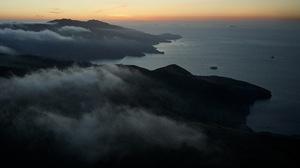 Apple Inc Cloud Santa Catalina Island 6016x5469 Wallpaper