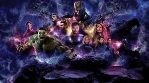 Avengers Black Widow Brie Larson Bruce Banner Captain America Captain Marvel Carol Danvers Chris Eva 2655x1397 Wallpaper