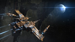 Eve Online Space Spaceship 1920x1080 wallpaper