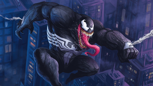 Marvel Comics Venom 3306x1860 Wallpaper