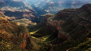 Canyon Mountain Nature Usa 7200x4800 Wallpaper