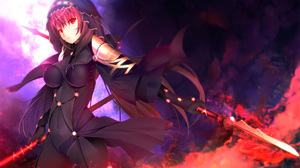 Anime Video Game Fate Grand Order Scathach Fate Grand Order 2000x1200 Wallpaper