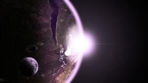 Sci Fi Planets 4000x2000 Wallpaper