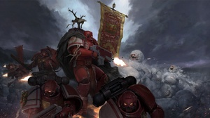Warhammer 40k 1980x1080 wallpaper