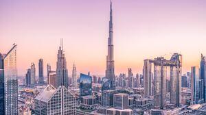 Cityscape Skyscraper Burj Khalifa 3200x2133 wallpaper