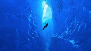 Winter Glacier Ice 1920x1080 Wallpaper