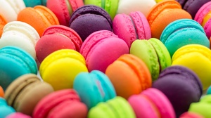 Colorful Colors Macaron Sweets 2985x2007 Wallpaper
