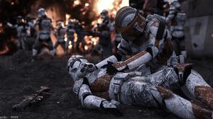 Soldier Star Wars Stormtrooper Video Game 1920x1080 Wallpaper