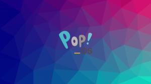 Linux Pop OS Abstract Digital 4865x2737 Wallpaper