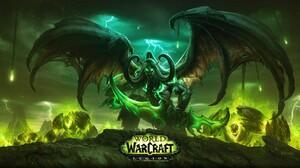 Illidan Stormrage World Of Warcraft World Of Warcraft Legion Video Games World Of Warcraft Legion Il 2560x1440 Wallpaper